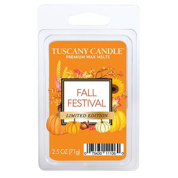 2.5 oz Fall Festival Melt