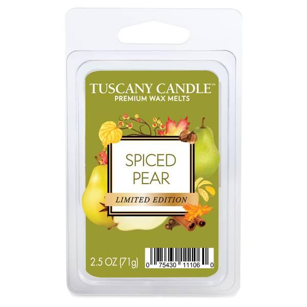 Spiced Pear Wax Melt