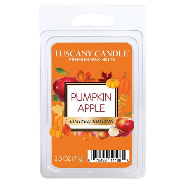 2.5 oz Pumpkin Apple Melt