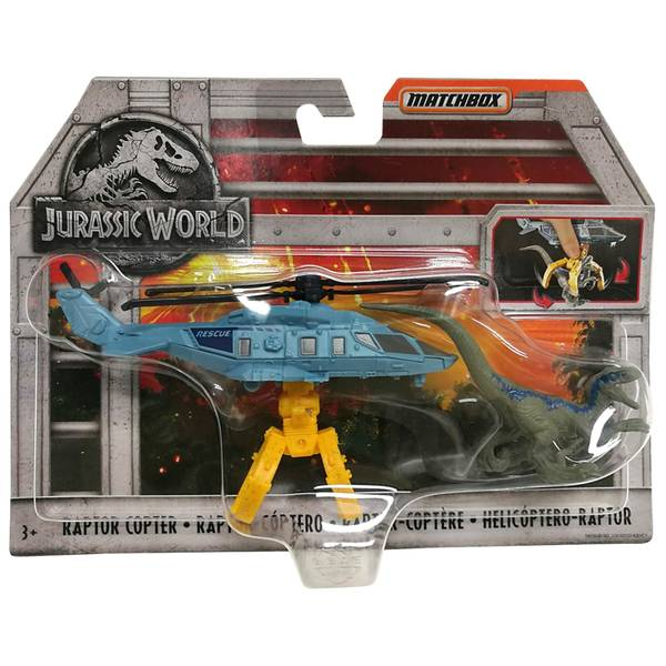 MB Jurassic World Dino Transporters Assortment