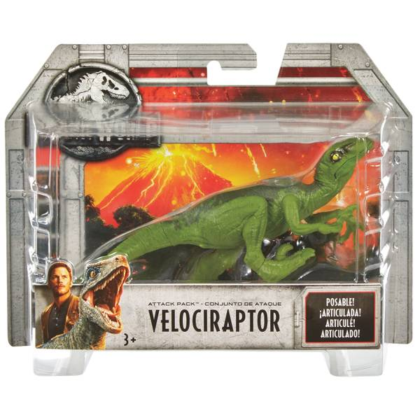 Jurassic World Attack Pack Dinosaur Assortment