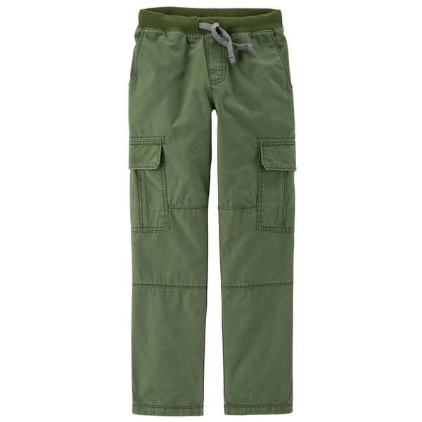 Boy's Reinforced Knee Pull-On Pants