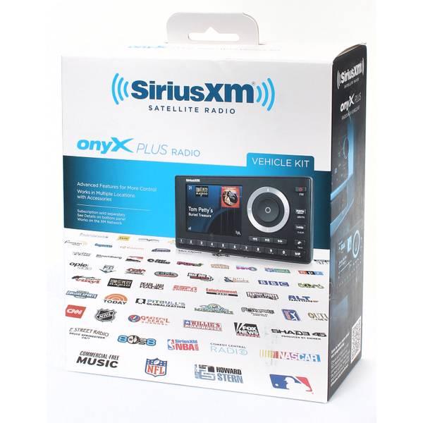Onyx Plus Dock & Play Radio