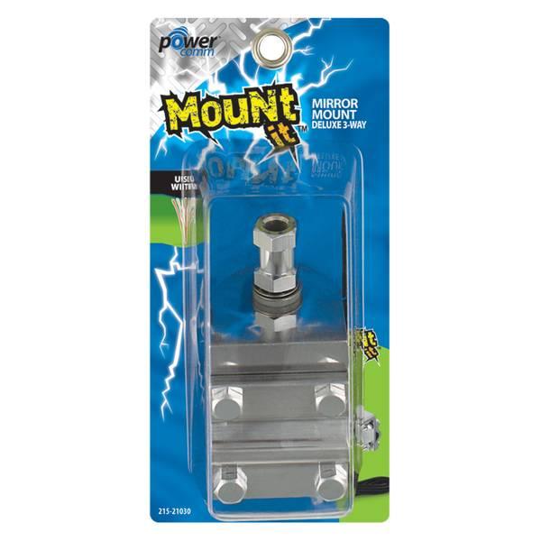 Mirror Mount Deluxe 3-Way