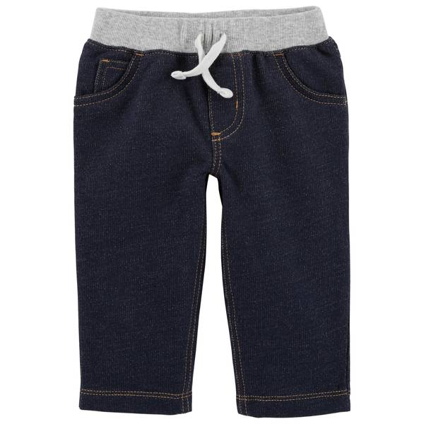 802b72a18 Carter s Infant Boys  Denim Faux Pants