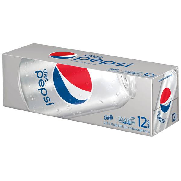 Diet Cans - 12 Pack