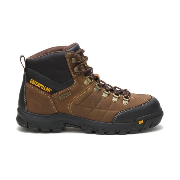 Photo of Men's Brown P74128 Threshold Boots