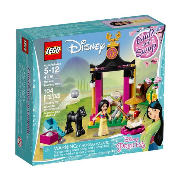 41151 Disney Princess Mulan's Training Day