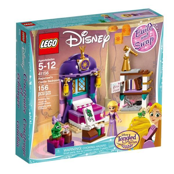 41156 Disney Princess Rapunzel's Castle Bedroom