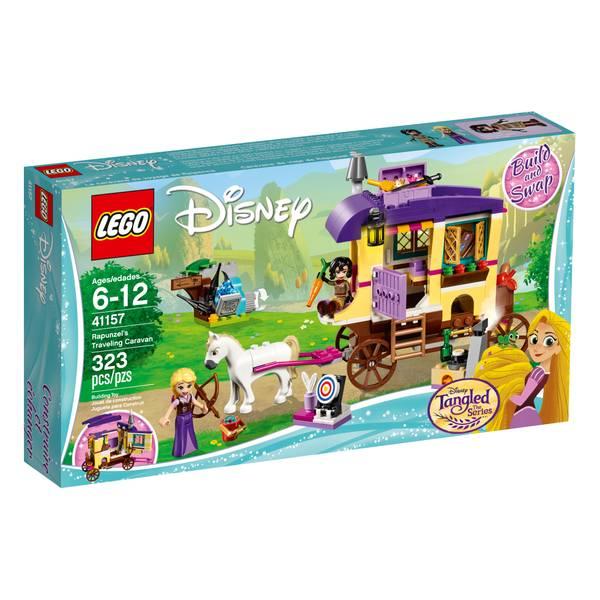 41157 Disney Princess Rapunzel's Caravan