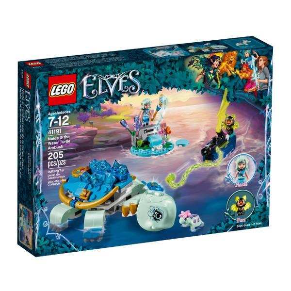 41191 Elves Naida Water Turtle Ambush