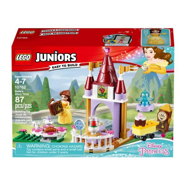 10762 Juniors Belle's Story Time