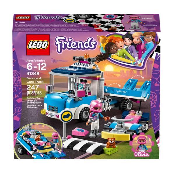 41348 Friends Service & Care Truck