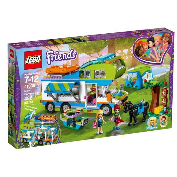 41339 Friends Mia's Camper Van