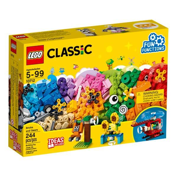 10712 Classic Bricks and Gears