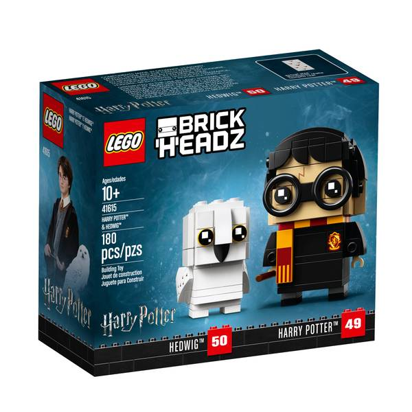 41615 Brickheadz Harry Potter