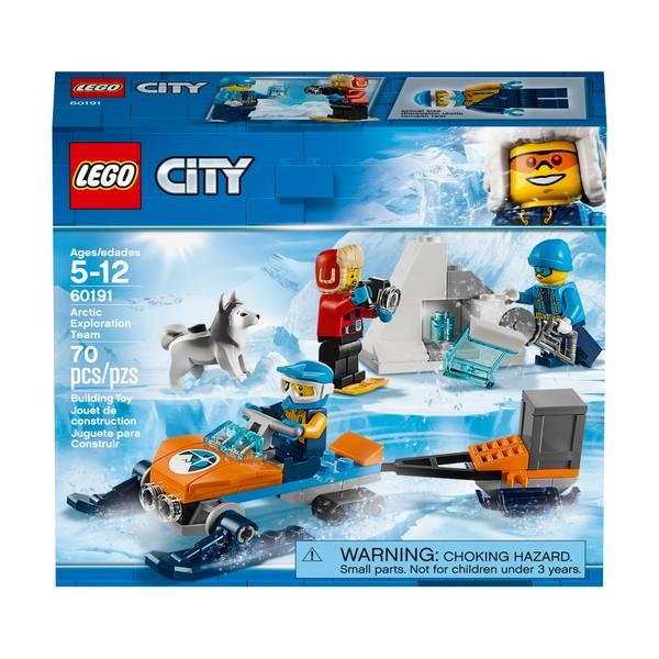 60191 City Arctic Exploration Team