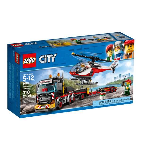 60183 City GV Heavy Cargo Transport