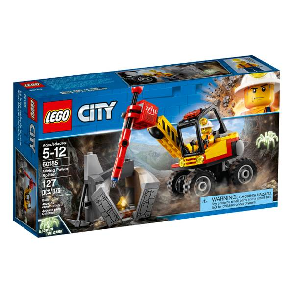 60185 City Mining Power Splitter