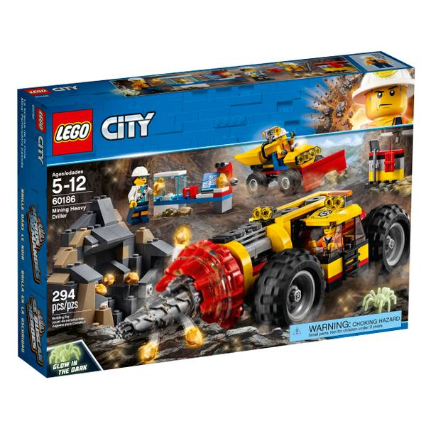 60186 City Mining Heavy Driller