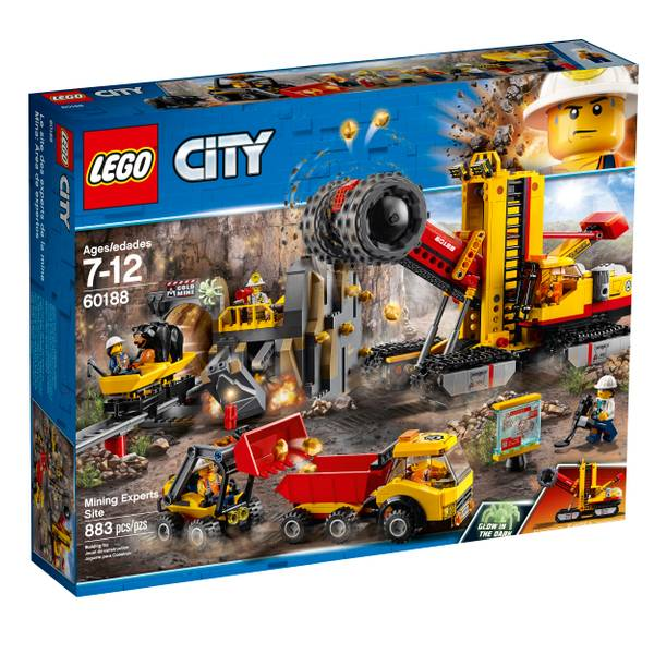 60188 City Mining Experts Site