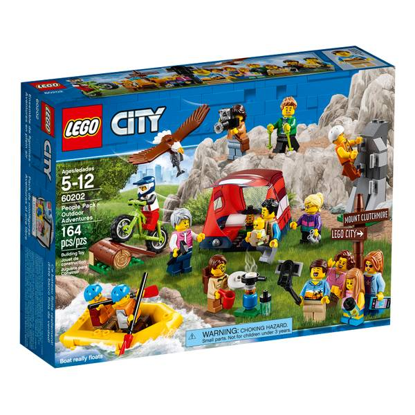 60202 City People Pack Outdoor