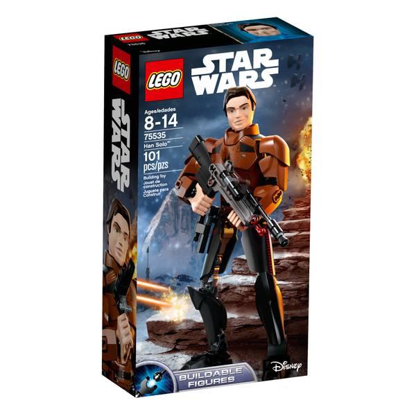 75535 Construct Star Wars Han Solo