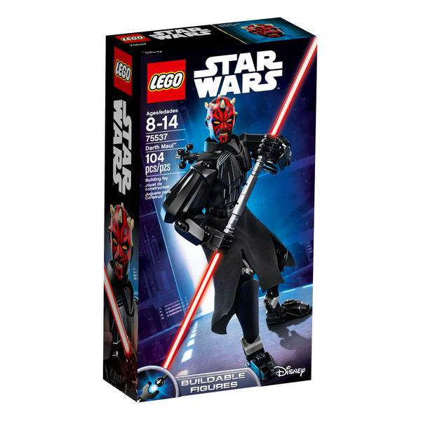 75537 Construct Star Wars Darth Maul