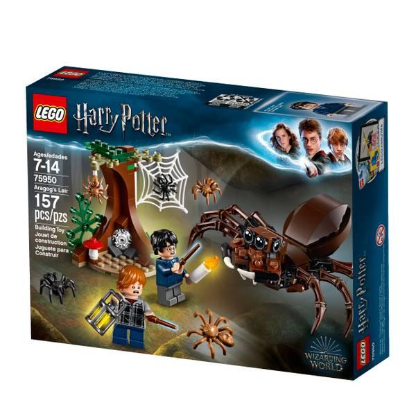 75950 Harry Potter Aragog's Lair