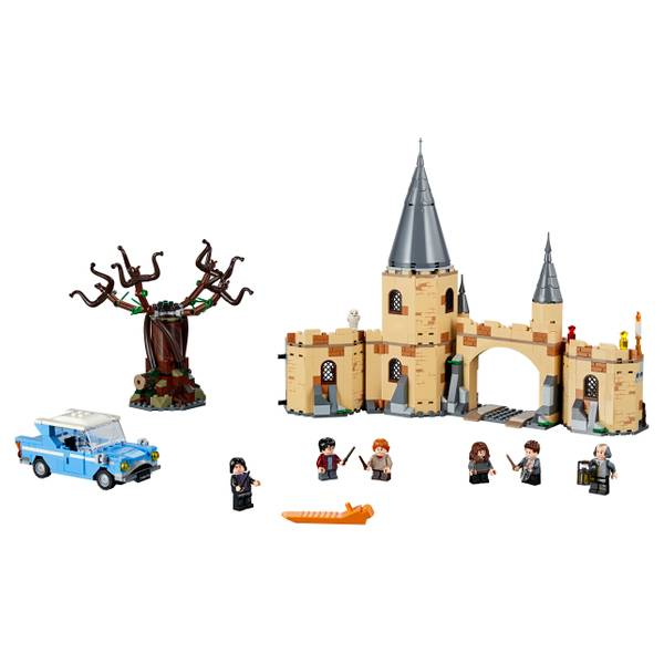 75953 Harry Potter Hogwarts Whomping Willow