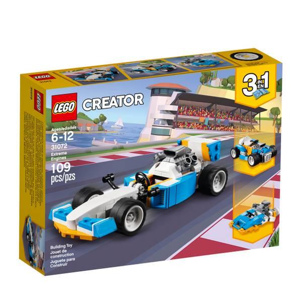 31072 Creator Extreme Engines