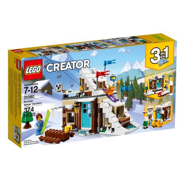 31080 Creator Mod Winter Vacation