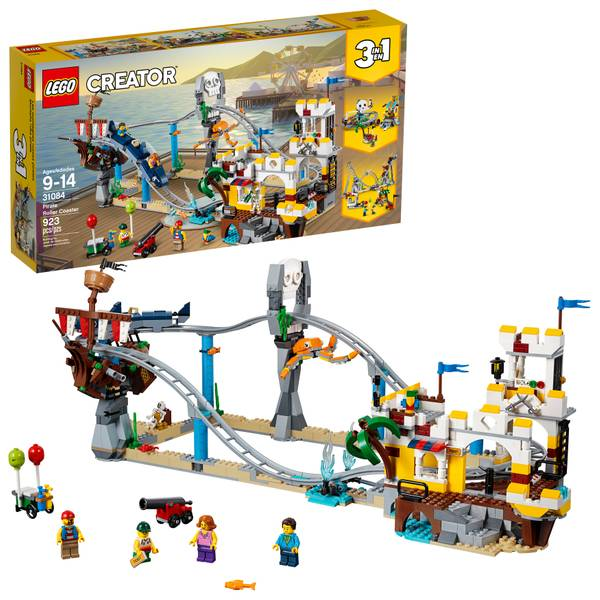 31084 Creator Pirate Roller Coaster