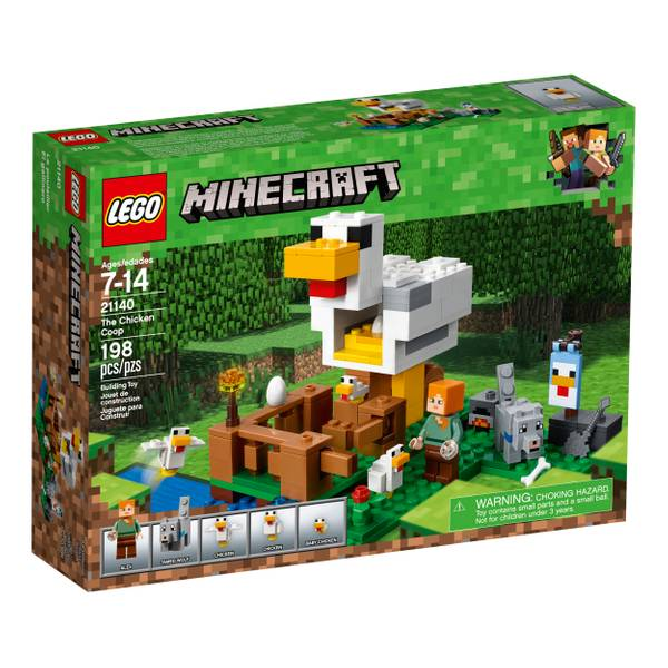 21140 Minecraft The Chicken Coop