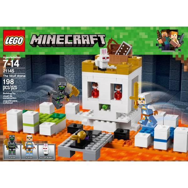 21145 Minecraft The Skull Arena