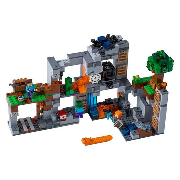 21147 Minecraft Bedrock Adventures