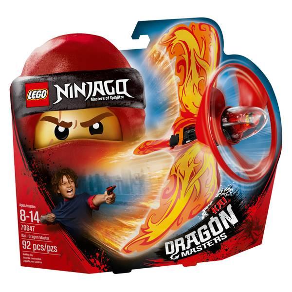 70647 Ninjago Kai - Dragon Master