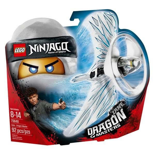 70648 Ninjago Zane - Dragon Master