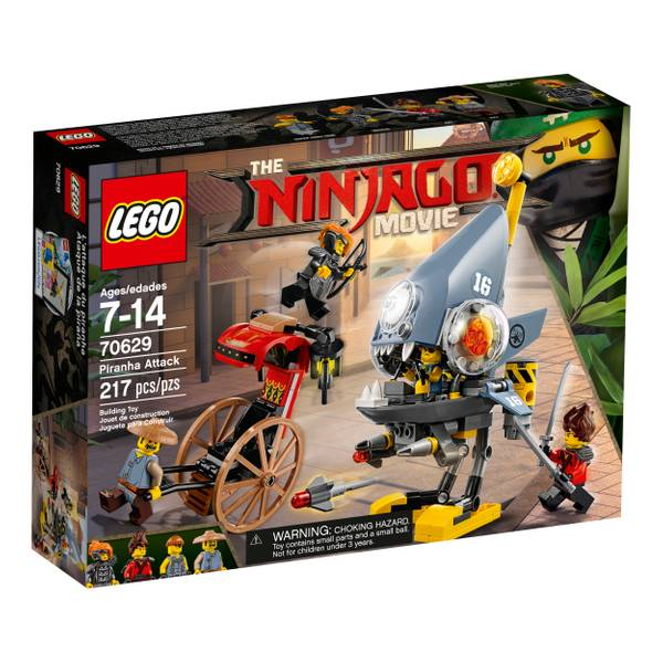 70629 Ninjago Piranha Attack