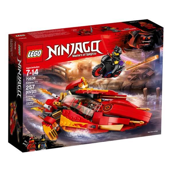 70638 Ninjago Katana V11