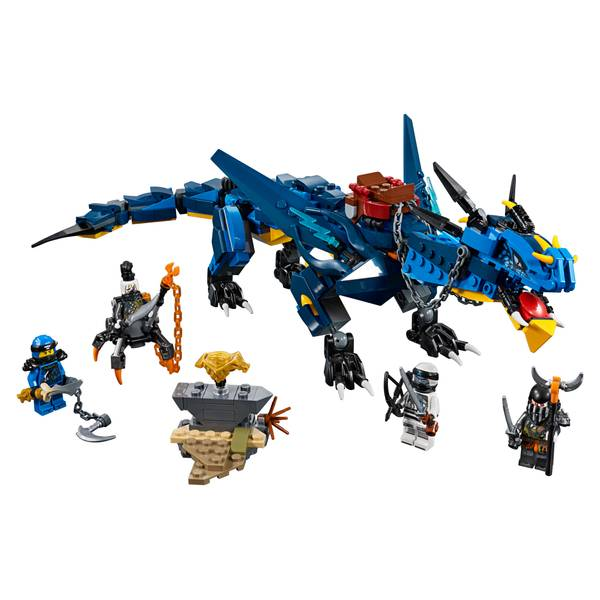 70652 Ninjago Stormbringer