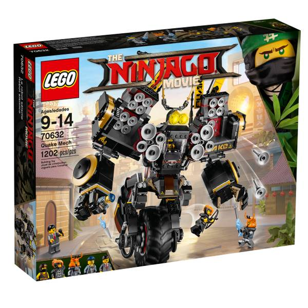 70632 Ninjago Quake Mech