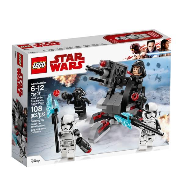 75197 Star Wars 1st Ordr Special Battle Pack