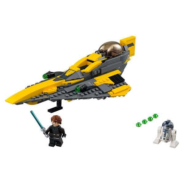 75214 Star Wars Anakin Starfighter