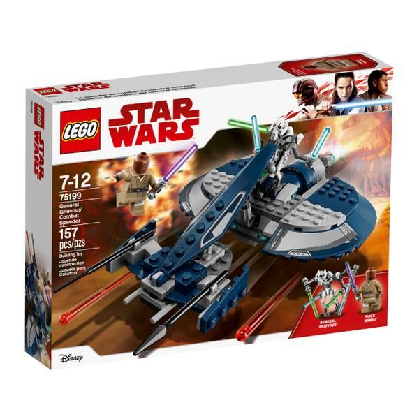 75199 Star Wars Gen Grievous Combat Speeder