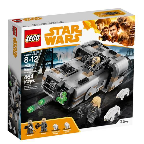75210 Star Wars Moloch's Landspeeder