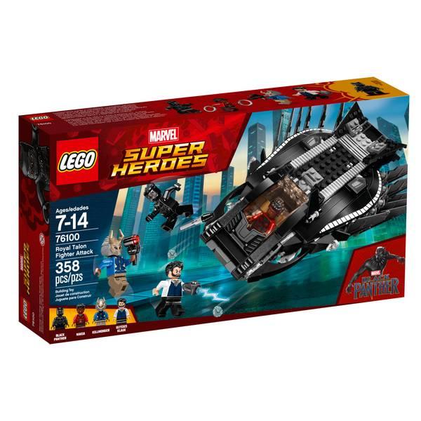 76100 Super Heroes Royal Talon Fighter Attack