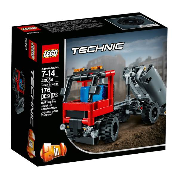 42084 Technic Hook Loader