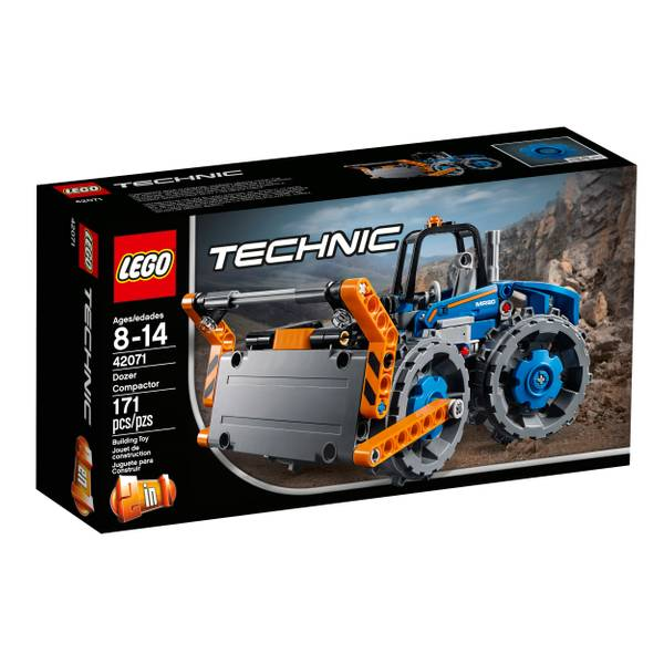 42071 Technic Dozer Compactor