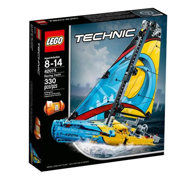 42074 Technic Racing Yacht
